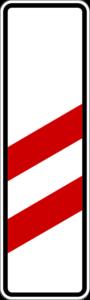 Two -strip beacon.
