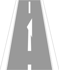 Announcement arrows