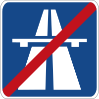 End of the Autobahn