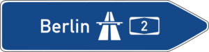 To the autobahn